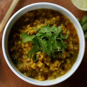 kitchari bowl
